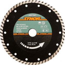 Disc Diamantat 230 x 2,6.mm - H7,5 - Turbo - 08793-VR