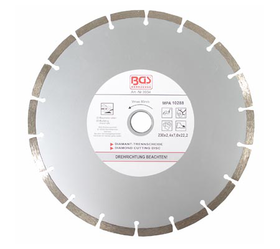 Disc Diamantat 230mm - Segmentat - 3934-BGS