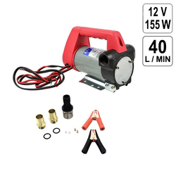 Pompa Extractor Combustibil DIESEL si Ulei 12V - 40L/min - G00945