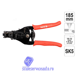 Cleste Decablator 1,0 - 3,2 mm - 185 mm - YT-2316