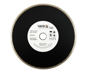 Disc Diamantat 230.mm - EN - Yt-6015