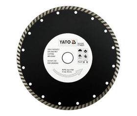 Disc Diamantat 230.mm - Turbo - Yt-6025